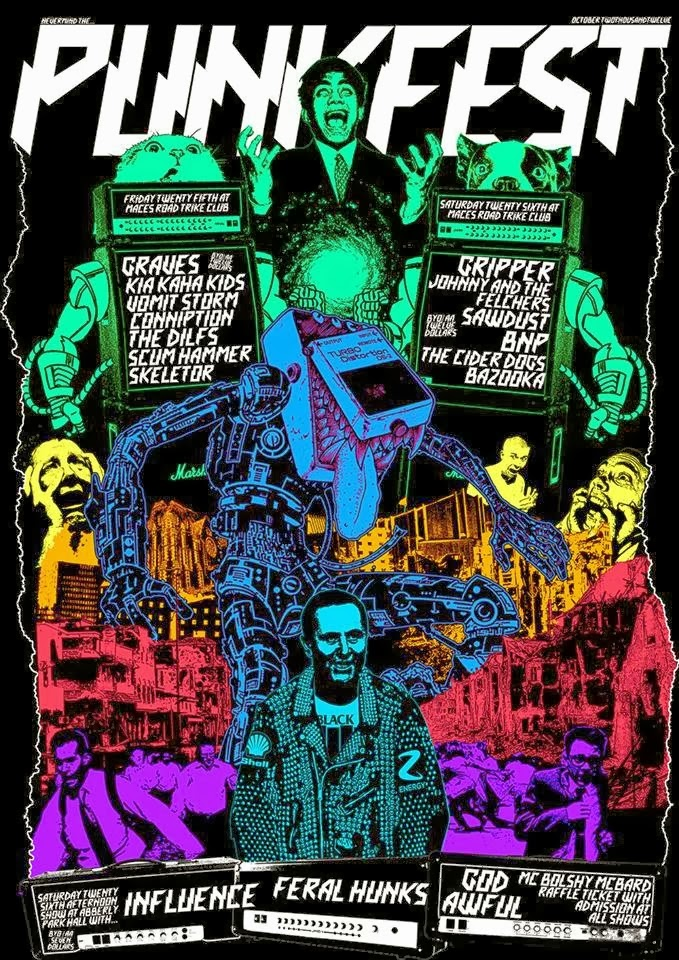 Punkfest 2013