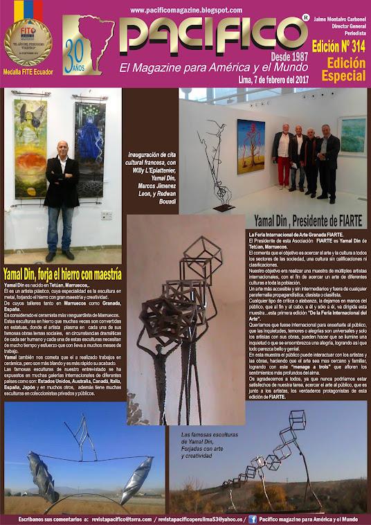 Revista Pacífico Nº 314 Edición Especial