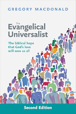 The Evangelical Universalist. Second Edition. UK cover