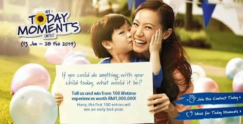 Friso Gold Our Today Moments Contest 2014