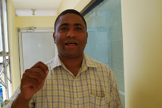 Vocero PRD ASDE presenta proyectos beneficiaran a los jóvenes de Santo Domingo Este
