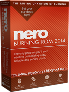 Ner Burning ROM 2014 Full