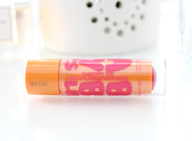 Maybelline Baby Lips Cherry Me Review, Maybelline Baby Lips, Maybelline Baby Lips Lip Balm,