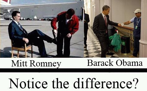 Barack Obama (Brobama) vs. Mitt Romney