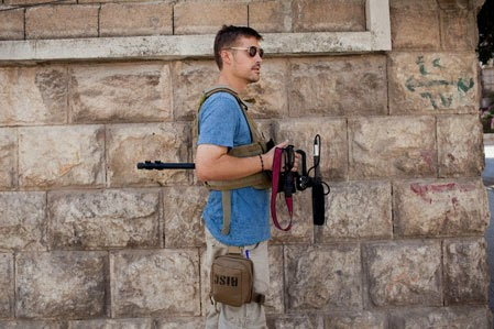 James Foley, The Isis And Vultures