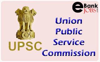 UPSC Civil Services 2015 Recruitment
