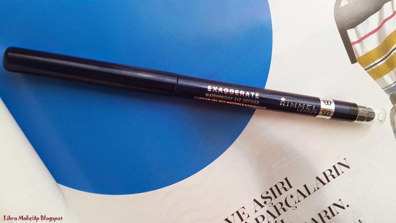 Rimmel London eye pencil, Suya Dayanıklı gözkalemi, Lacivert Göz Kalemi, waterproof eyepencil, navy blue göz kalemi,