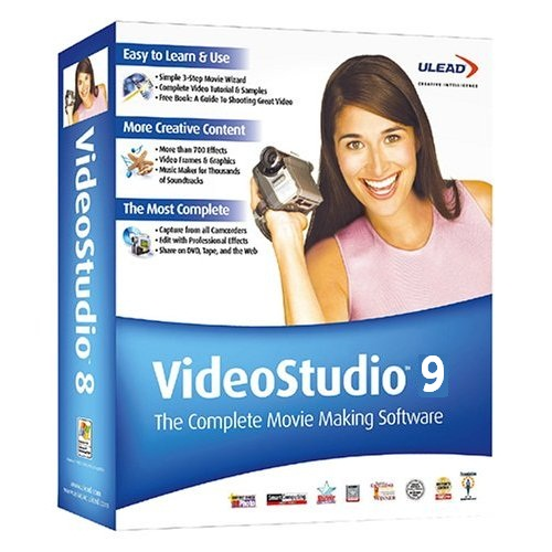 Ulead Video Studio 8 Academic Rus. Варианты поставки. 66,00 Грн.