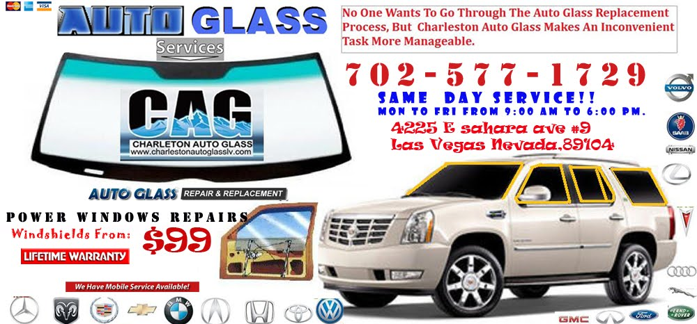 Charleston Auto Glass And Power Windows Repairs