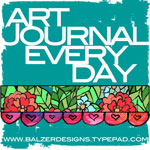 ART JOURNAL EVERYDAY CHALLENGE