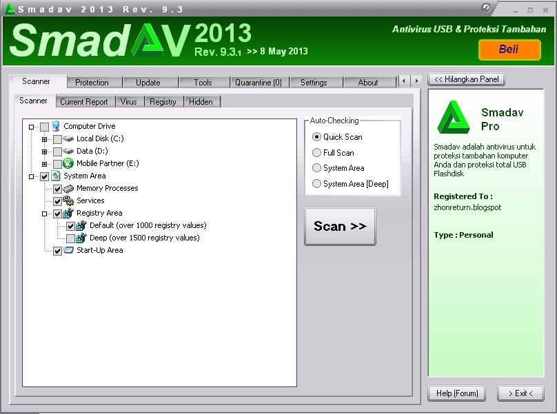 Smadav Pro 9.4 Download Mediafire + Keygen + Serial Number