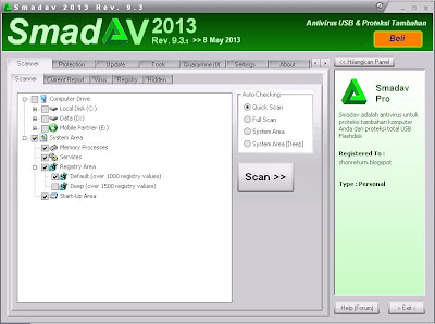 Smadav Pro 9.3.1 Download Mediafire + Keygen + Serial Number
