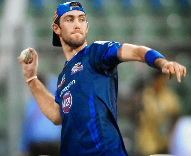 Glenn Maxwell Photos