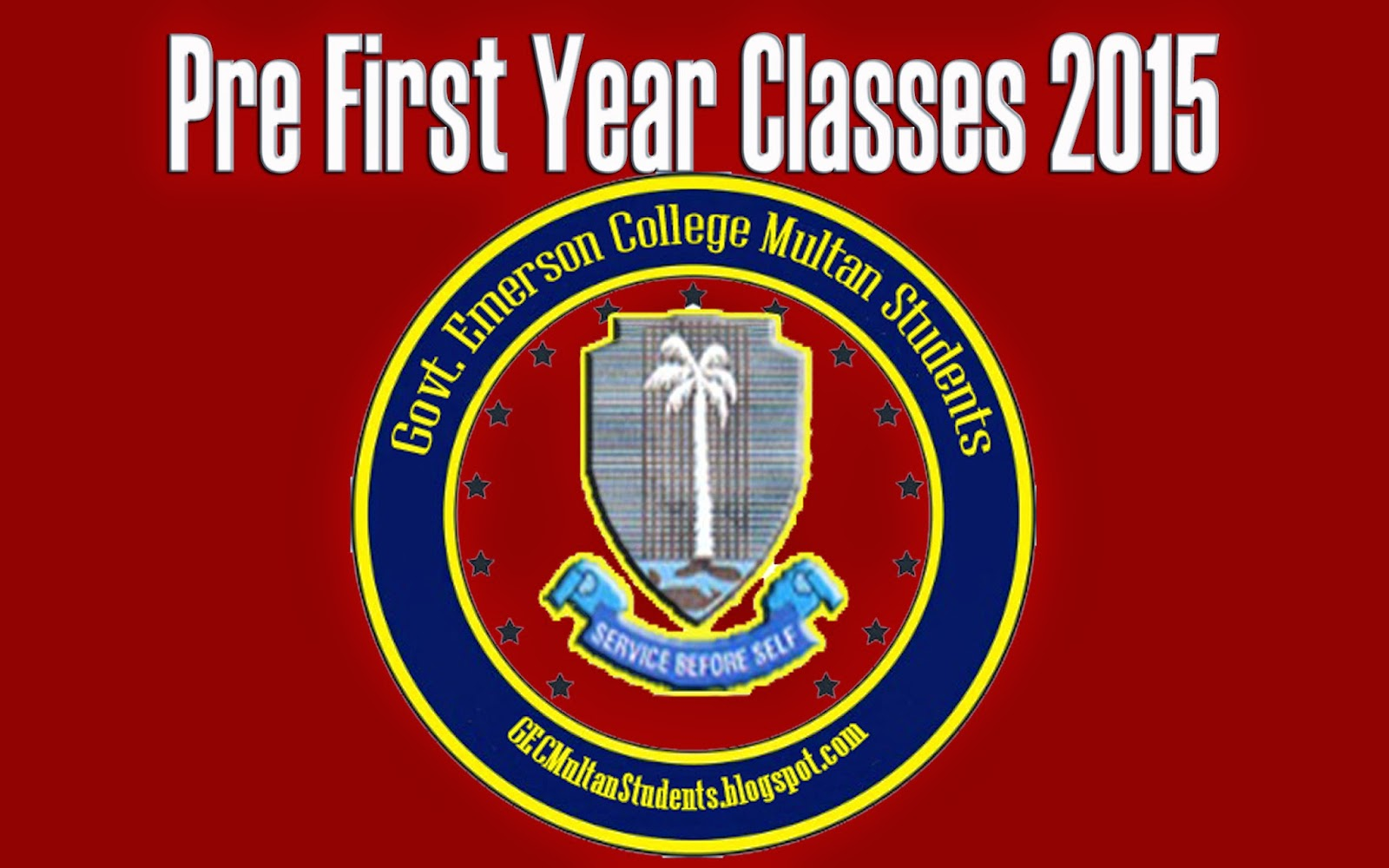 pre first year classes 2015 govt emerson college multan students pre first year classes in govt emerson college multan