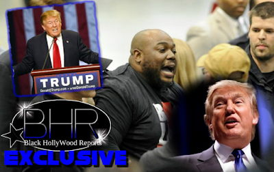 Black Lives Matter Activist Was Beat And Put Out Of Donald Trumps Rally In Alabama