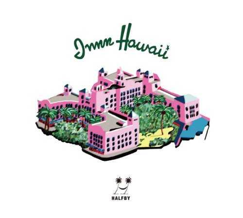 [Album] HALFBY – INNN HAWAII (2015.11.11/MP3/RAR)