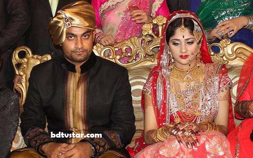 Tamim Iqbal wife photos