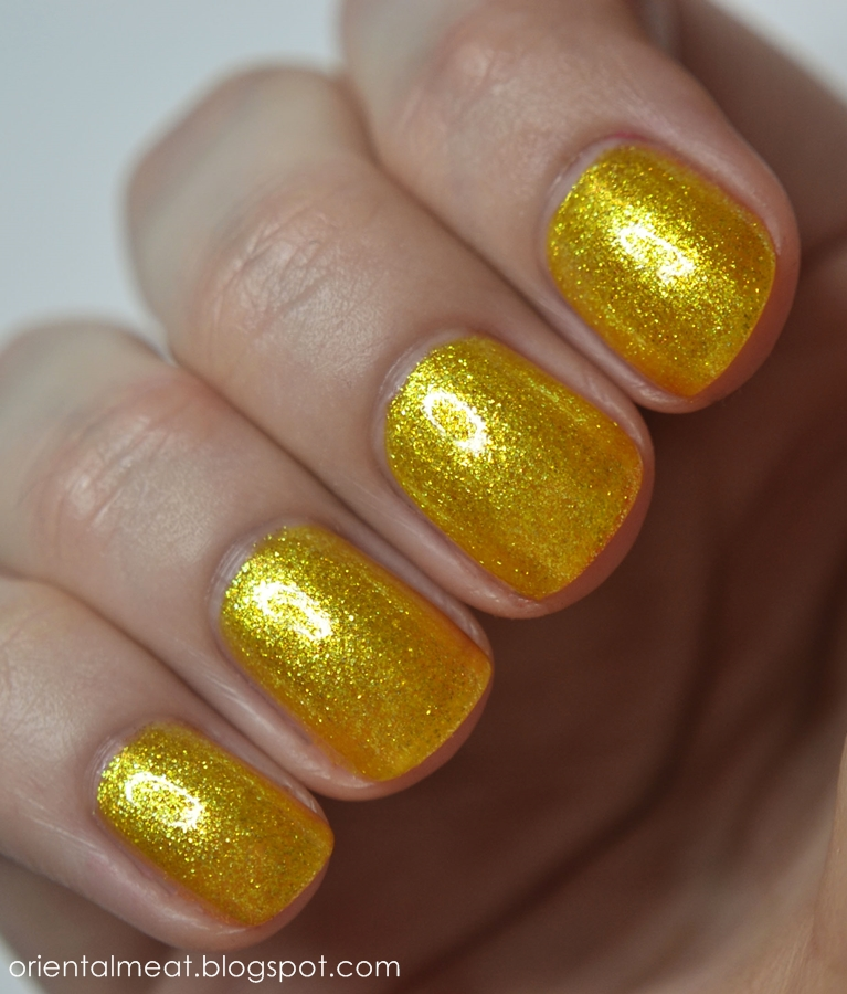 Color Club-Daisy Does It