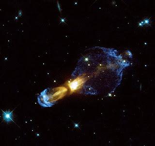nebulosa huevo podrido calabaza calabash nebula rotten egg