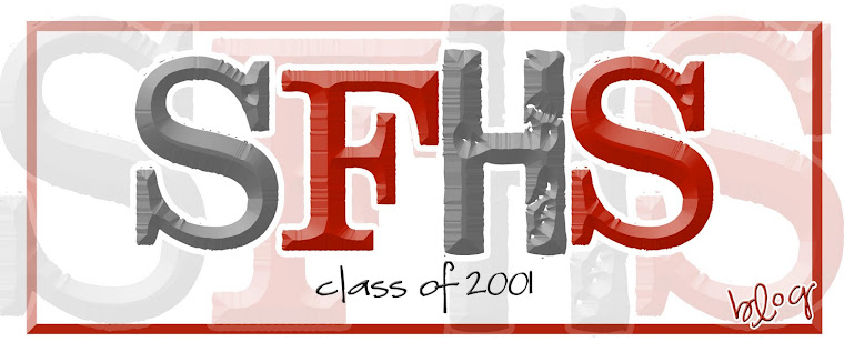 Spanish Fork High School Class of 2001