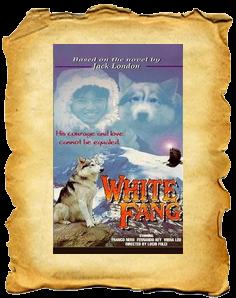 Fehér Agyar (Zanna Bianca) színes, magyarul beszélő,, amerikai kalandfilm, 102 perc