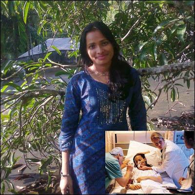Gambar  Wanita India Mangsa Rogol Ramai ramai Di Delhi