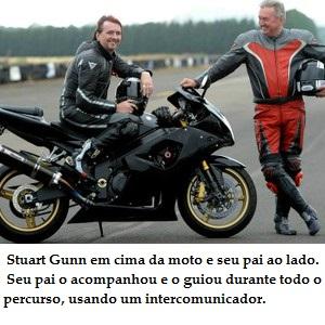 Stuart Gunn e seu pai