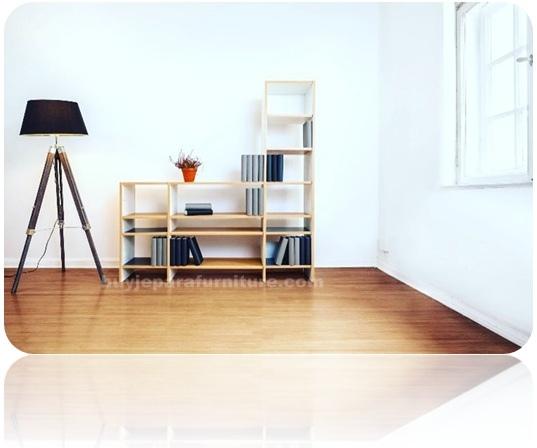 Bookcase Minimalist