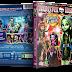 Capa DVD Monster High Monster Fusion
