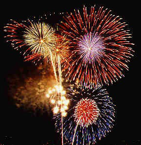 Fireworks for Lucien (Friday Fiction)