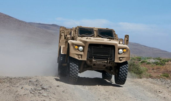 Oshkosh L-ATV futuristic Combat Vehicle PHOTO Reveal