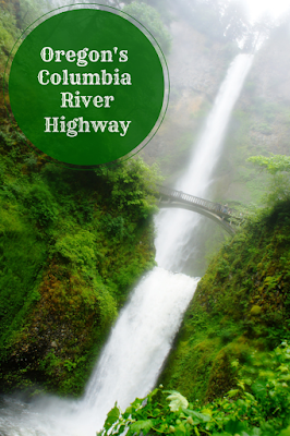Travel the World: One of the most beautiful days you can spend in Oregon is driving through the Columbia River Gorge.