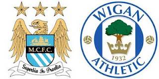 Hasil Manchester City vs Wigan Athletic di Final Piala FA 2013