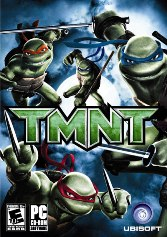 Download PC Game Teenage Mutant Ninja Turtles (TMNT 2007)