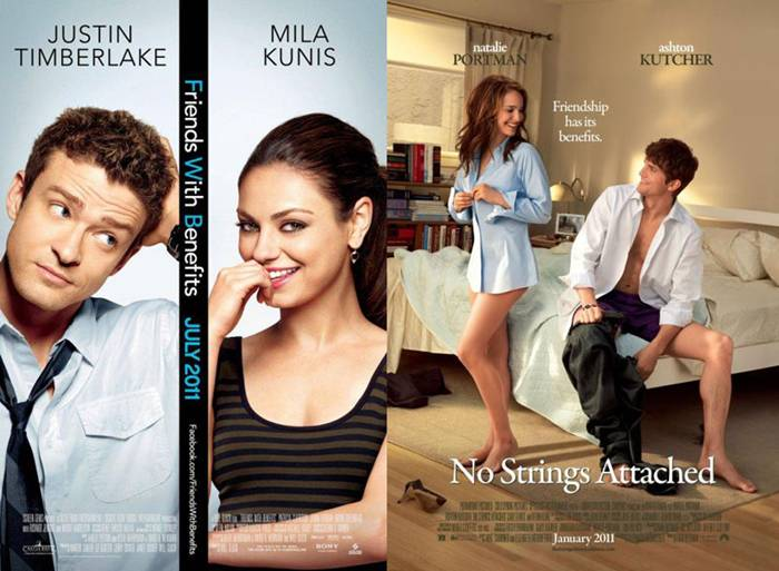 09. Friends With Benefits | No Strings Attached – 2011