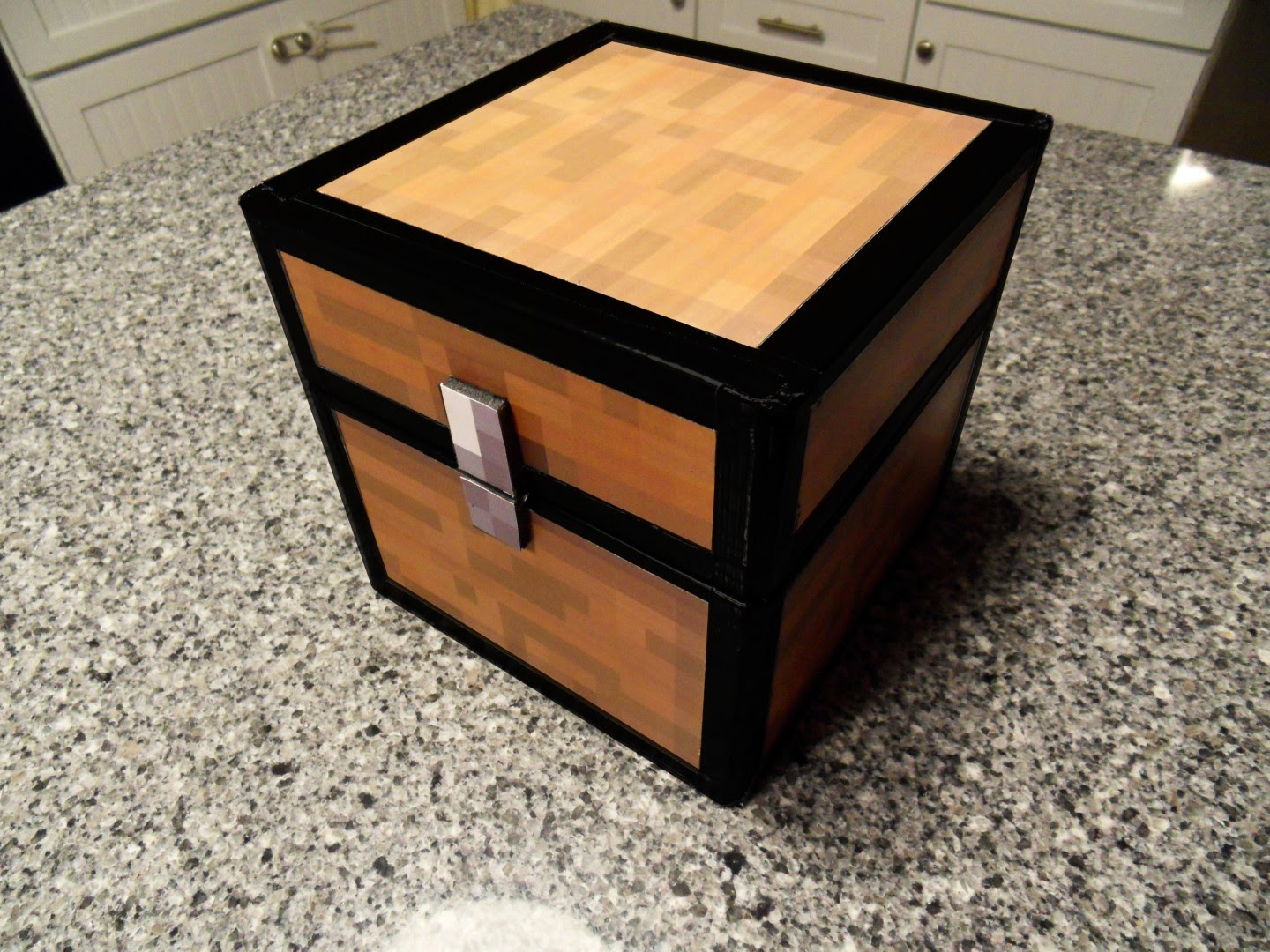 diy minecraft block cube gregoryd