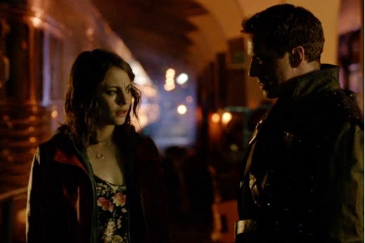 Thea Queen Malcolm Merlyn Arrow Unthinkable finale photos pictures