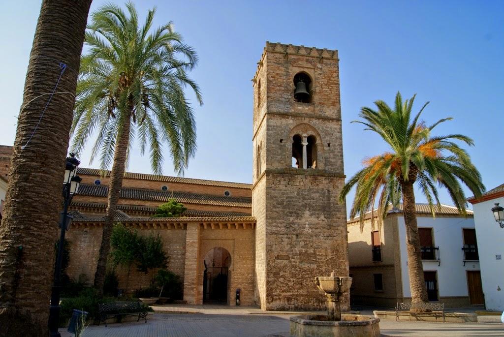 Mezquita-Iglesia de Niebla