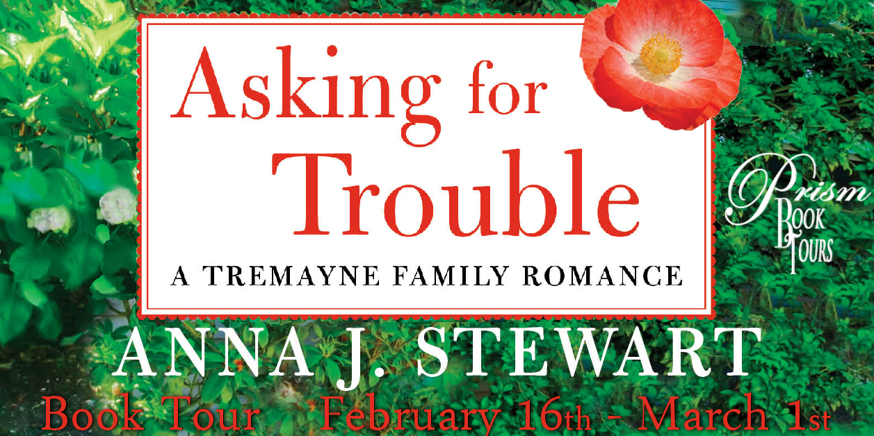 ASKING FOR TROUBLE Grand Finale Blitz & Giveaway