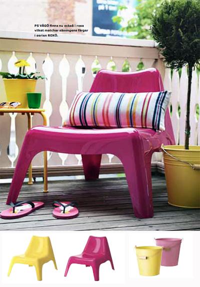 var dags rum ikeas sommarkollektion 2012 nu b rjar utelivet del 2. Black Bedroom Furniture Sets. Home Design Ideas