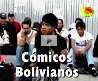 Humoristas Bolivianos