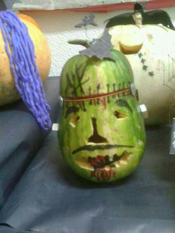Franki-Pumpkin