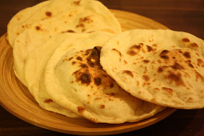 Best homemade naan recipe