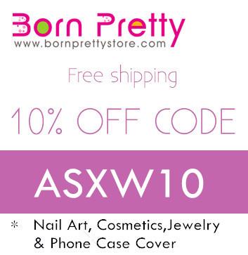 Use my 10% 0ff code - Born Pretty