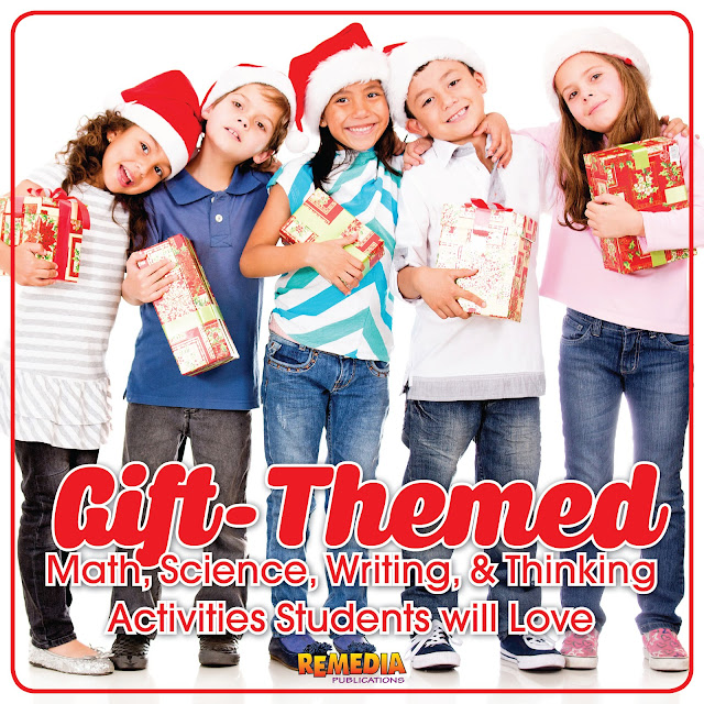 5 Gift-Themed Activities that Students will Love | Remedia Publications