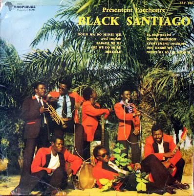 Ignace de Souza Et Black Santiago L'Orchestre Black Santiago Paulina - Gbè Ò Houzou