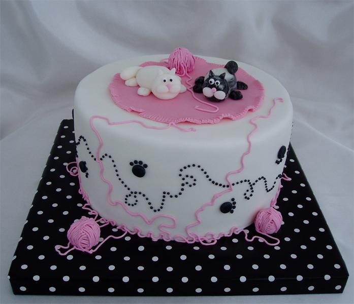 Cat cakes!