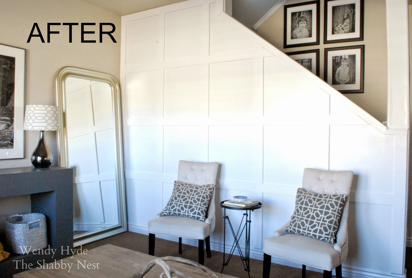 Wainscoting master bedroom - Now I M Thinking Of Adding More Wainscot To My Master Bedroom Always A Project