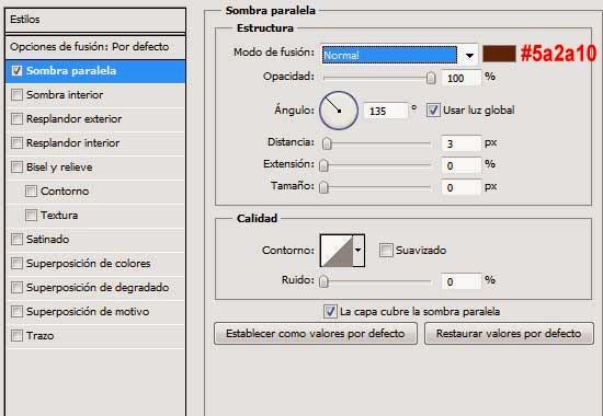 Texto con Estilo de Chocolate y Textura de Galleta 52 by Saltaalavista Blog