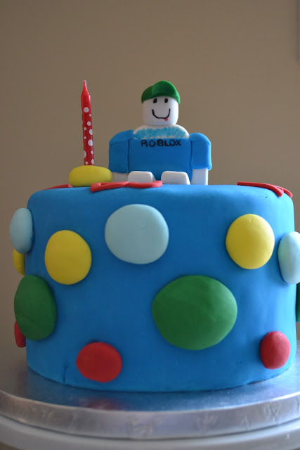 Life S Sweet Roblox Birthday Cake